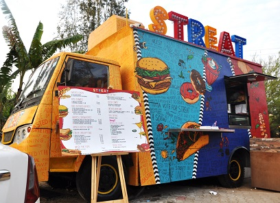 Streat Food Truck feature image