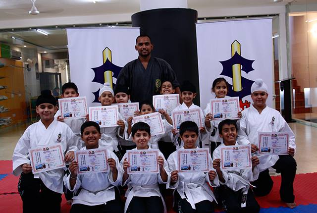 Extra curricular for kids sanjay karate class post image 1