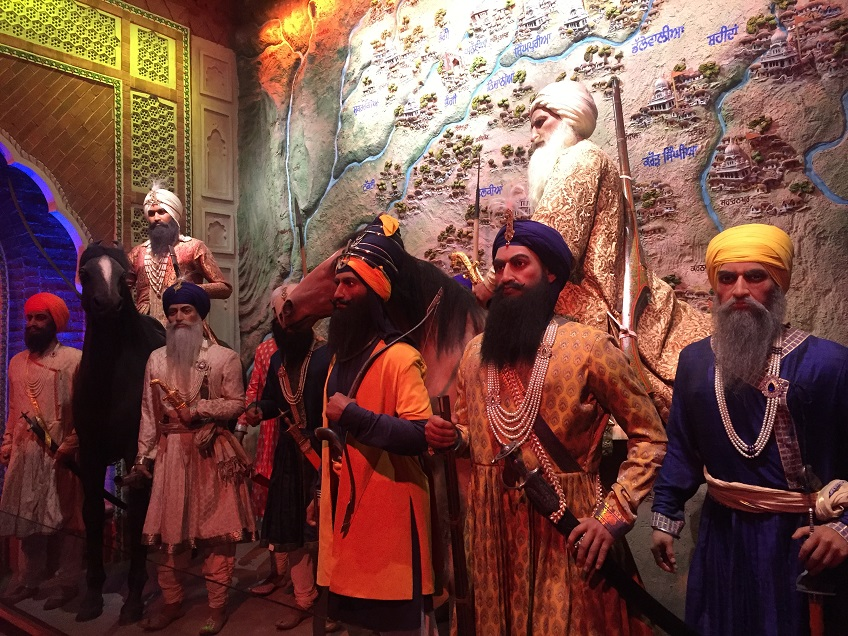 Virasat-e-khalsa lifelike figurines post image 2