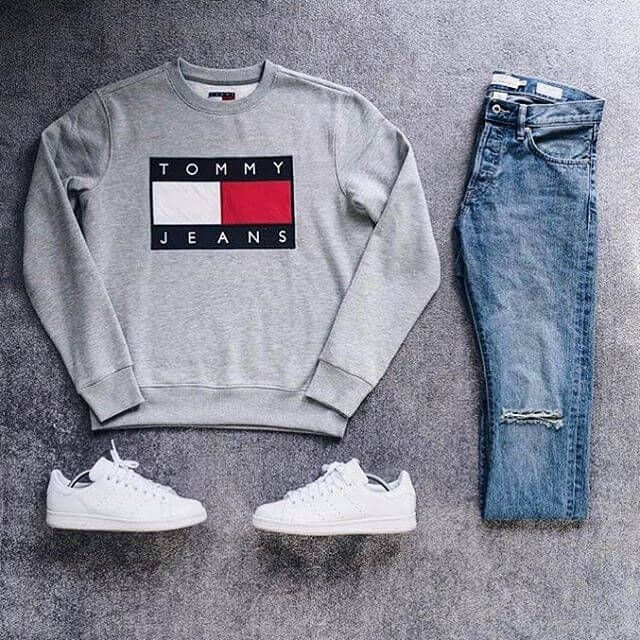 Silver arc mall tommy hilfiger post image