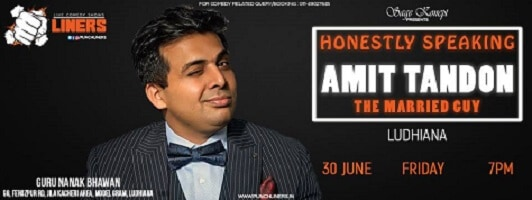 Amit Tandon in Ludhiana