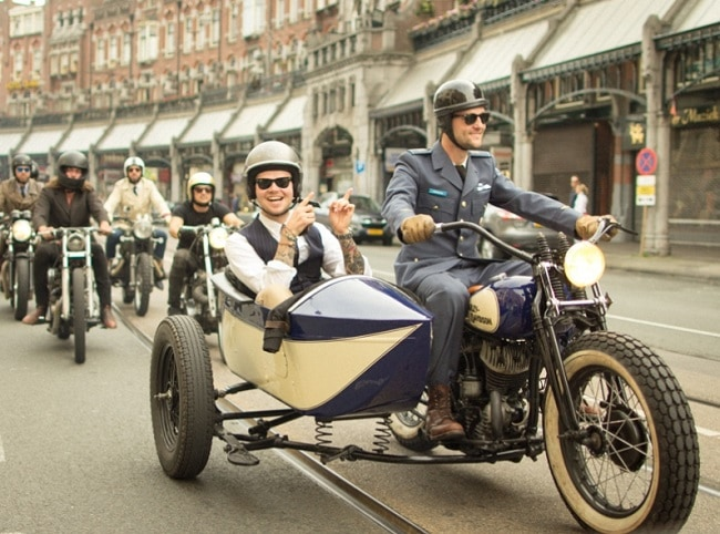 The Distinguished Gentlemans Ride Ludhiana