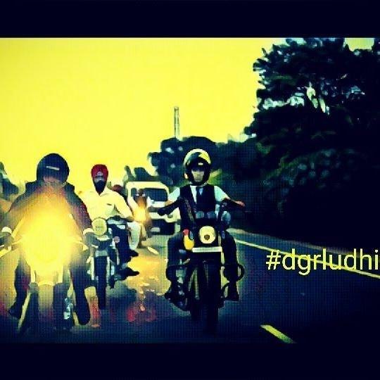 The Distinguished Gentlemans Ride Ludhiana