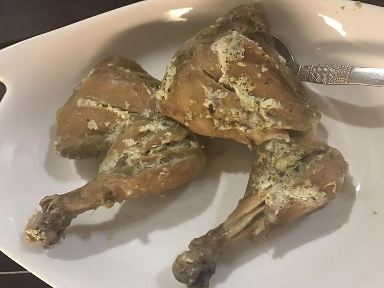 steam chicken in ludhiana