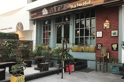 ह-tea The Tea Hut Ludhiana
