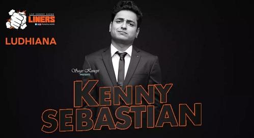 Kenny Sebastian live in ludhiana gedhi route