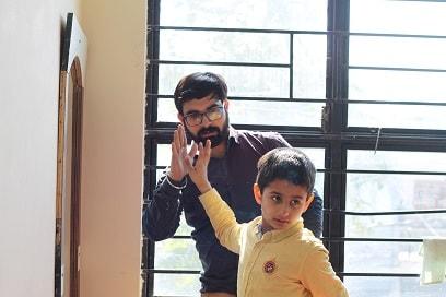the autism centre in ludhiana by neha bhasin madhok at ram lal bhasin public school ludhiana