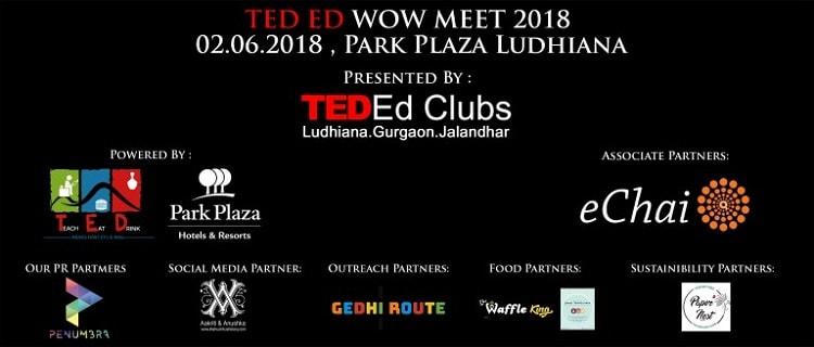 TED-Ed club ludhiana WOW Meet 2018