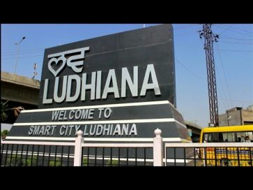 feature image aayushman Gupta smart city ludhiana gedhi route