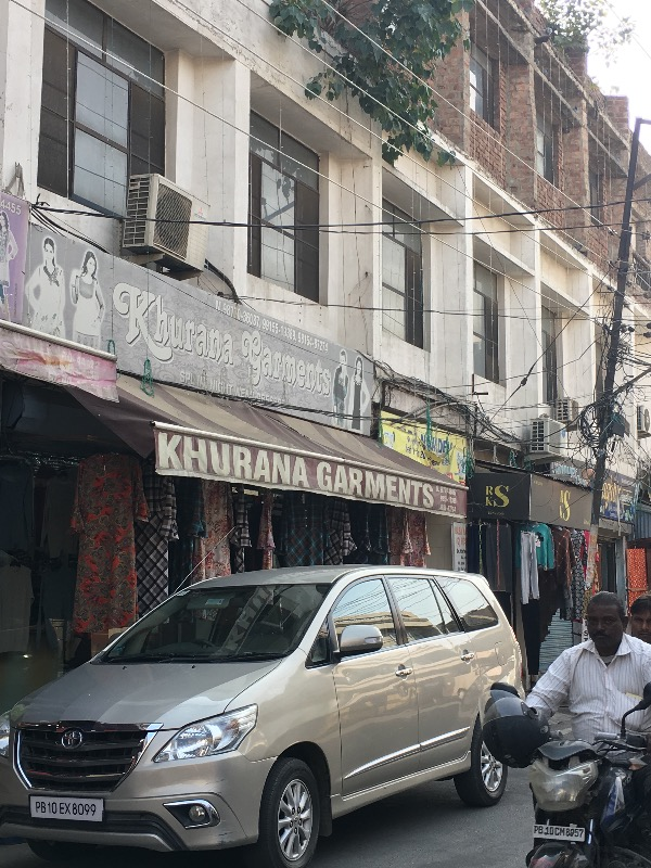 Shastri Nagar Market Ludhiana gedhi route  post 5