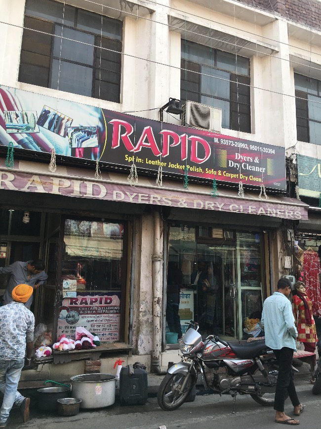 Shastri Nagar Market Ludhiana gedhi route  post 9
