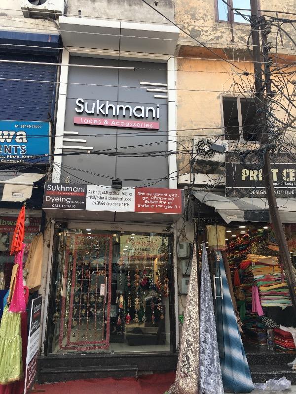 Shastri Nagar Market Ludhiana gedhi route  post 3